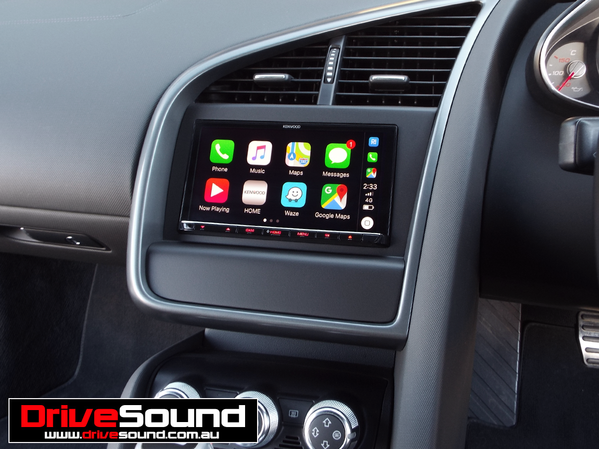 Car Audio Brisbane Navigation Reverse Camera CarPlay Android Auto DVD