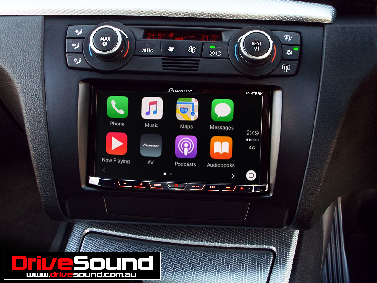 apple carplay drivesound in car technology convenience and entertainment. Black Bedroom Furniture Sets. Home Design Ideas