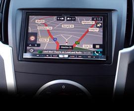 Drivesound Car Audio Visual Navigation Reverse Camera